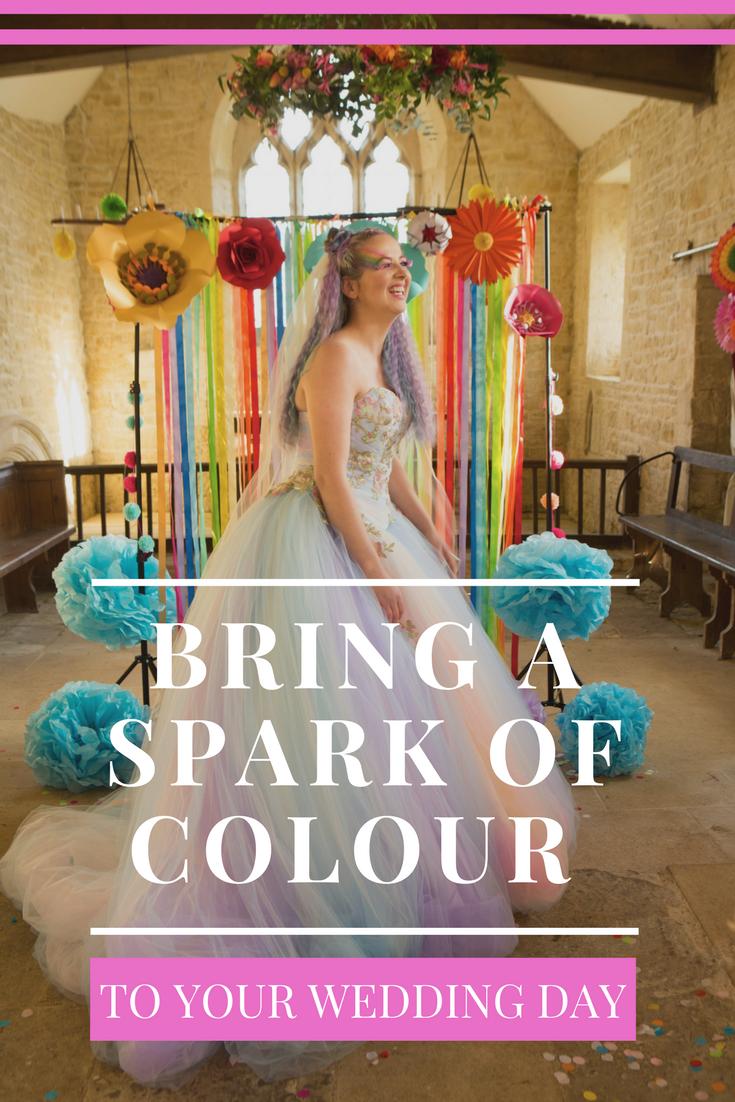 Wedding colour inspiration buckinghamshire