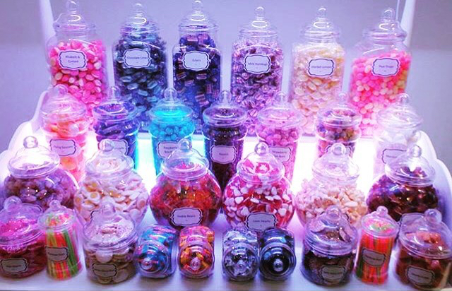 Wedding Candy Cart Bedfordshire
