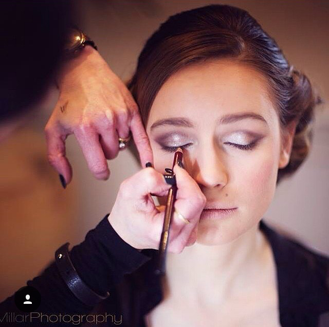 Wedding make up bedfordshire