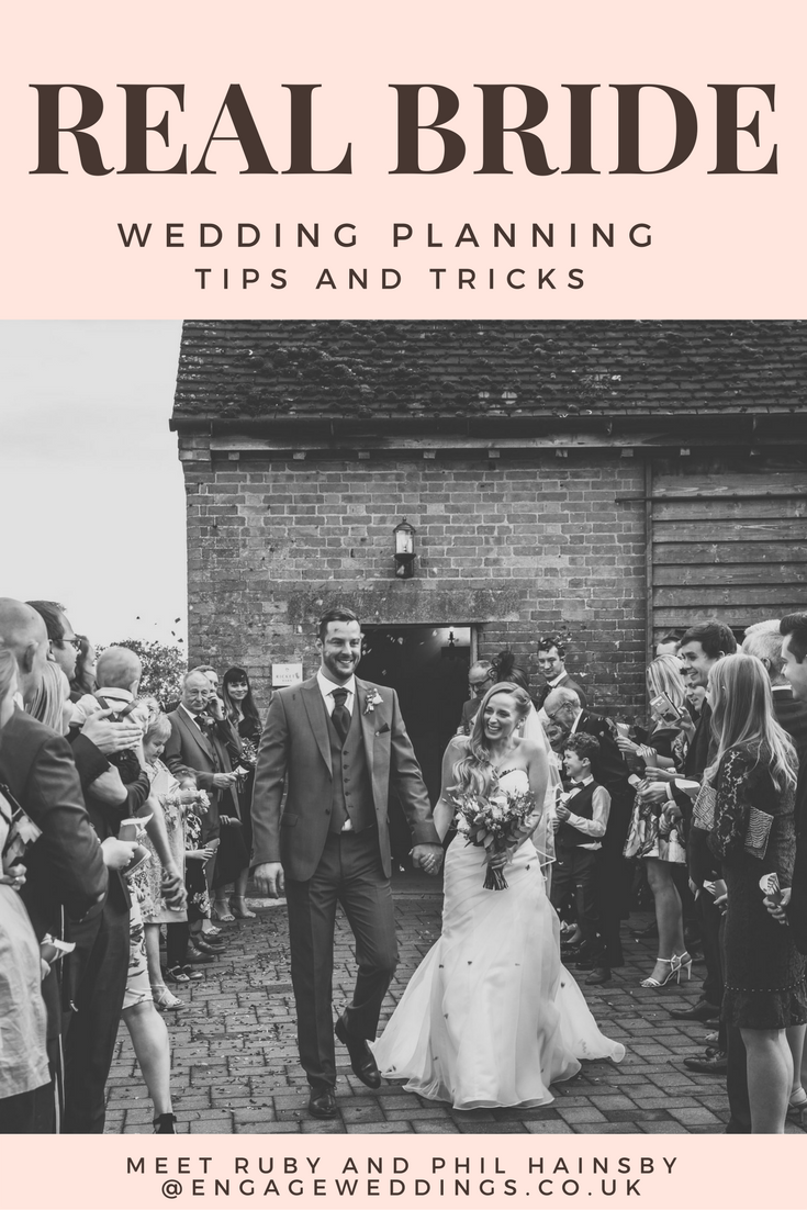 Wedding Planning Real Bride Advice