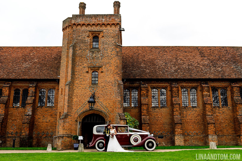 wedding hertfordshire manor house