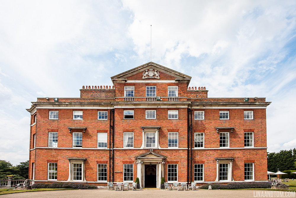 Wedding Hertfordshire Manor house
