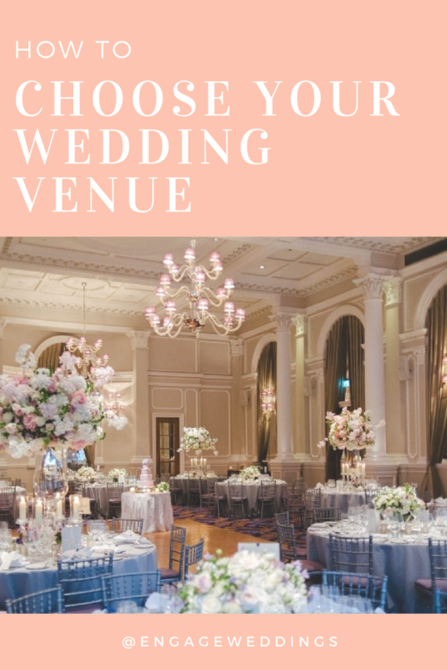 How To Start A Wedding Venue | How To Choose Your Wedding Venue Engage Weddings