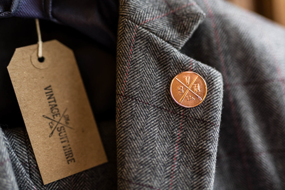 the vintage suit hire company bedford tweed suit hire
