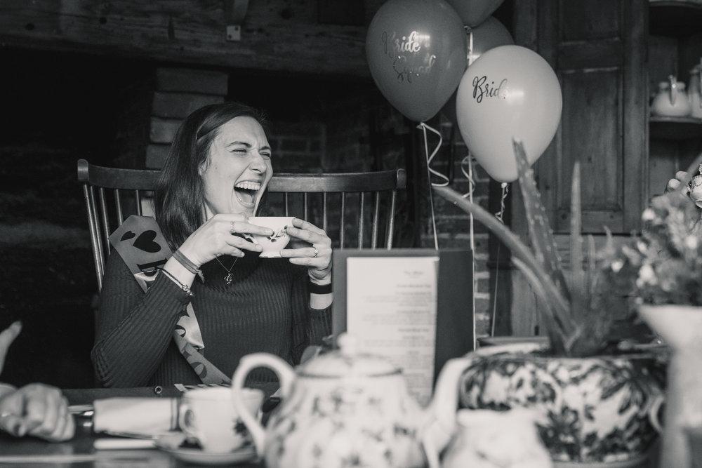 afternoon tea hen party hitchin hertfordshire