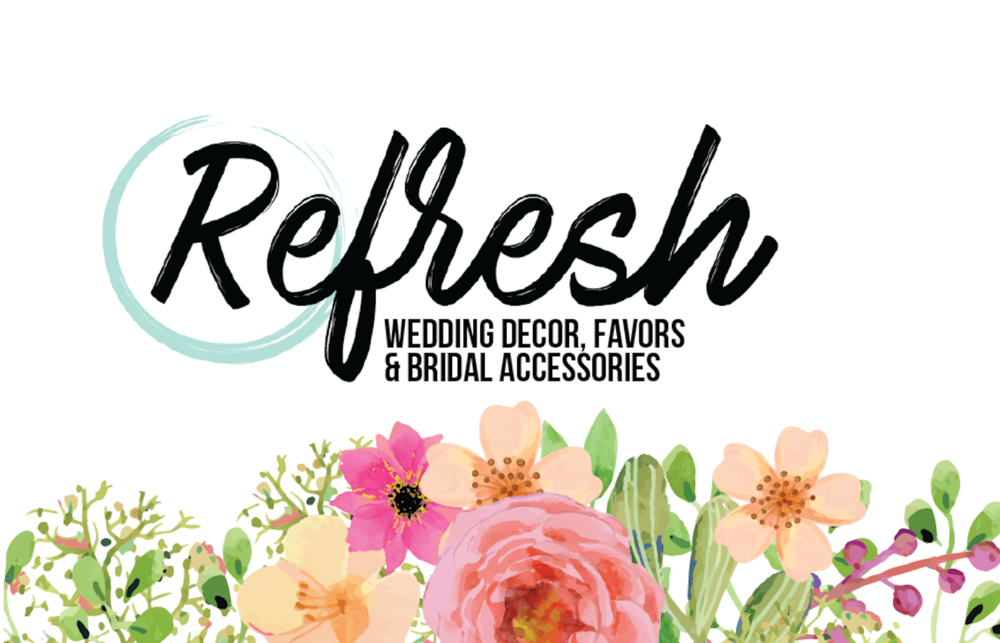 Refresh weddings