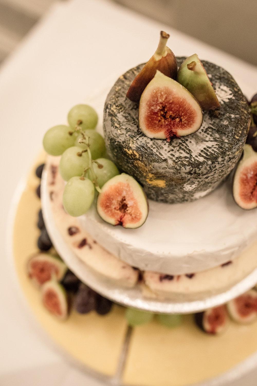 cheese board Elegant mansion house wedding hertfordshire becky harley photography