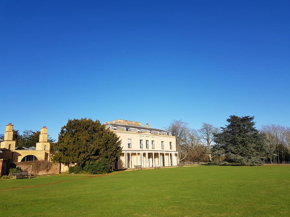 Moggerhanger Park - Picture provided by  Harts Food and events