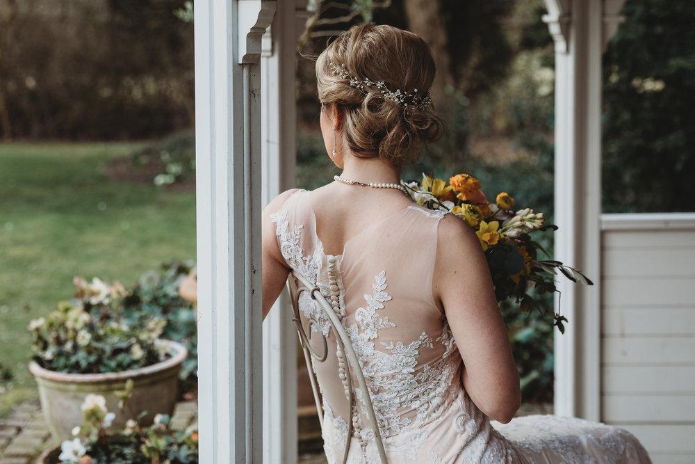 Wedding Cambridgeshire Hair