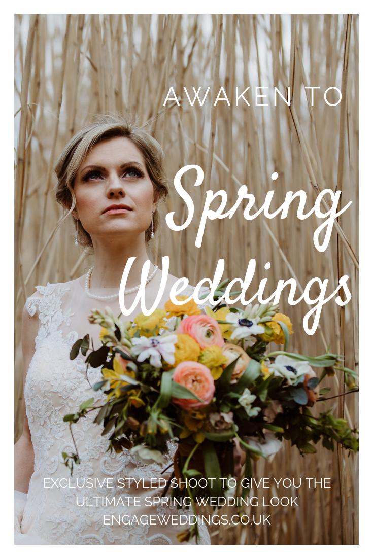 spring wedding ideas cambridgeshire