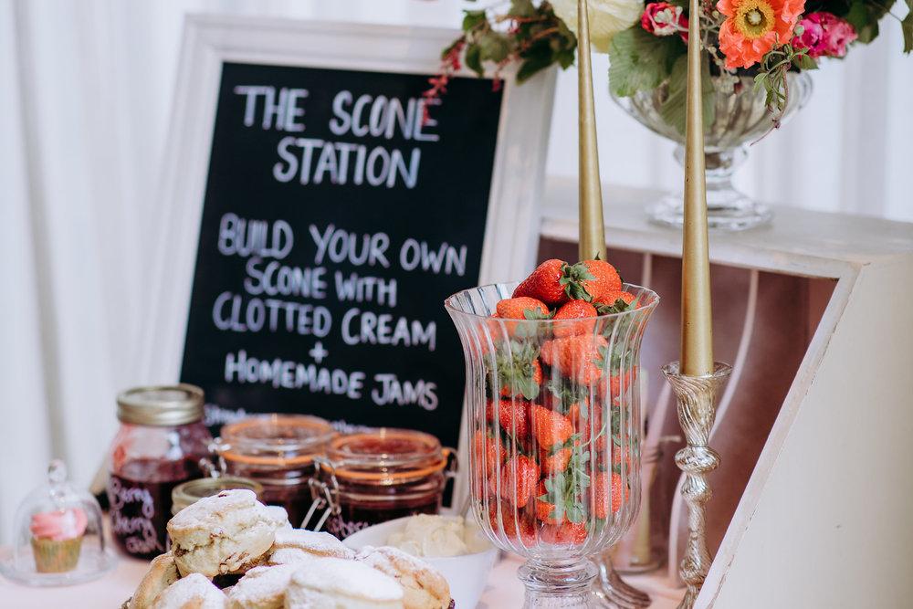 Wedding Afternoon Tea Cambridgeshire