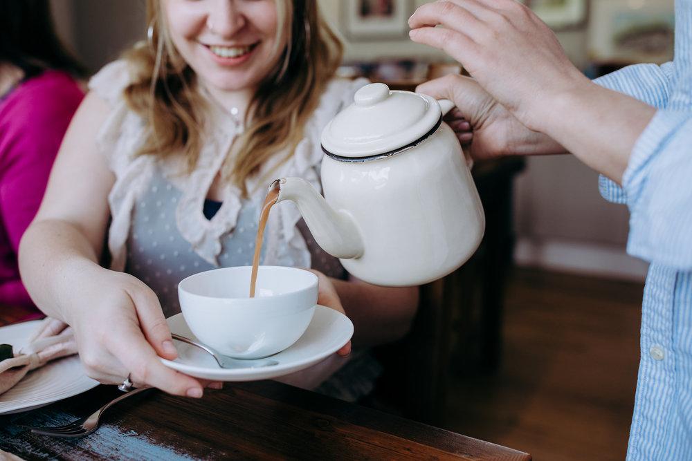 Wedding Cambridgeshire Afternoon Tea