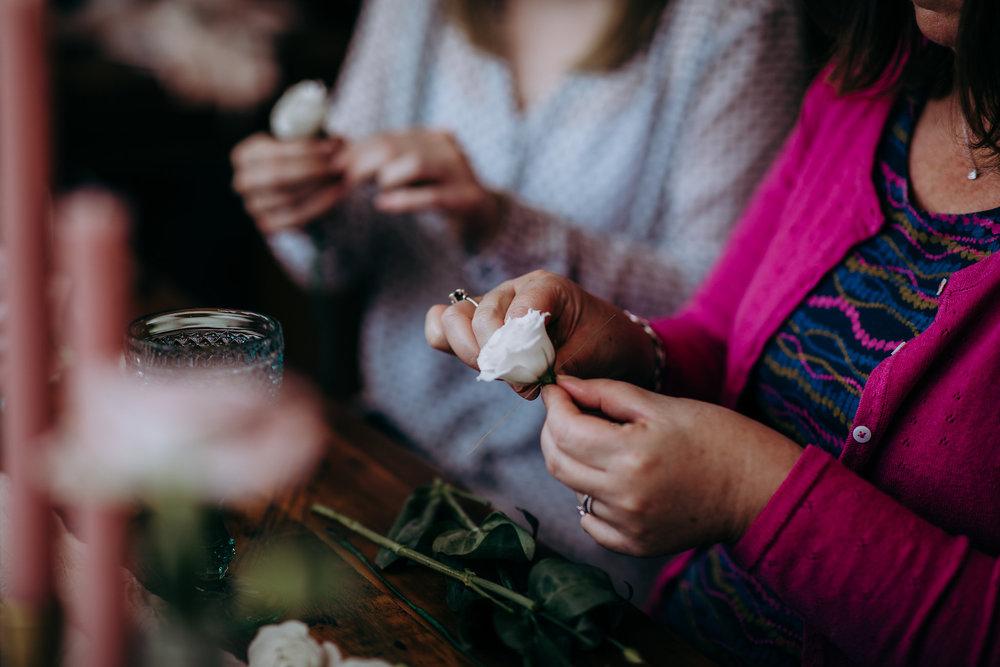 Wedding Florals Cambridgeshire