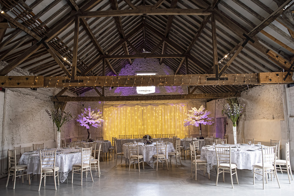 Wedding Barn Styled Shoot Bedfordshire