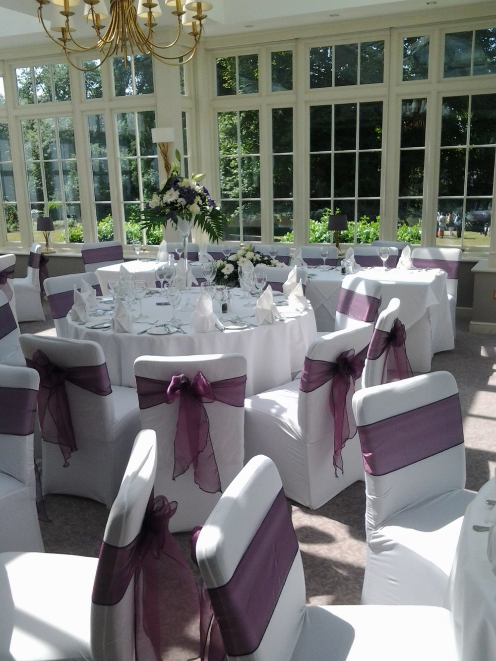 Wedding Decor Hertfordshire