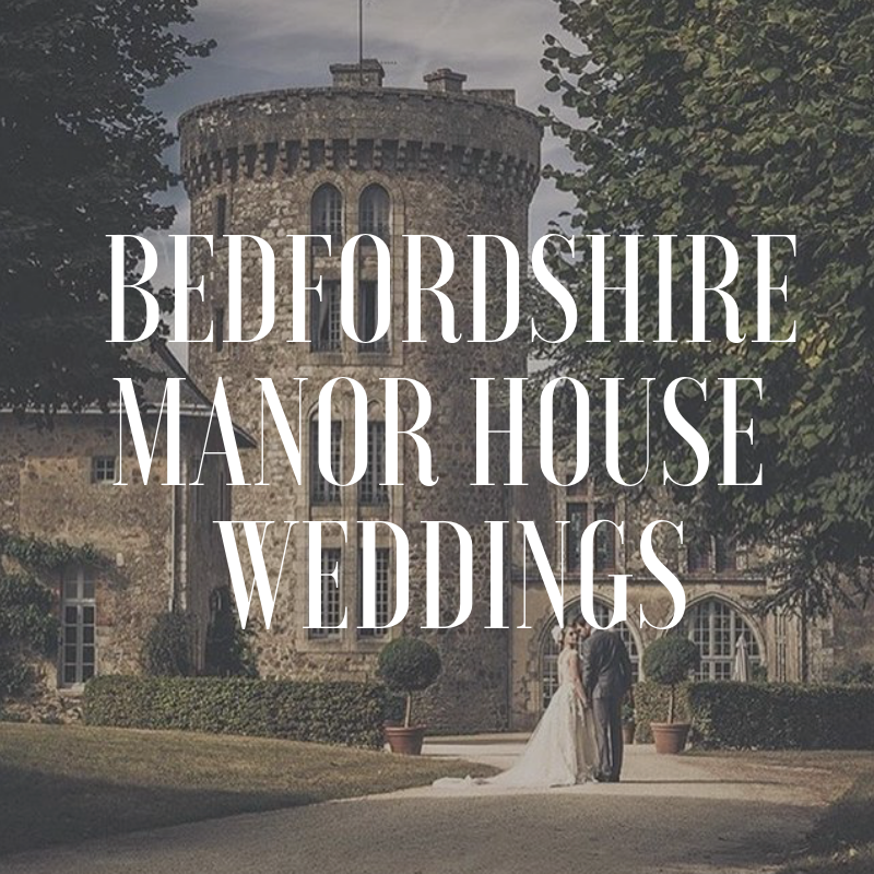 bedfordshire manor house weddings