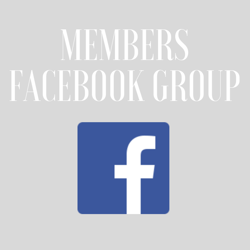 Members Facebook group