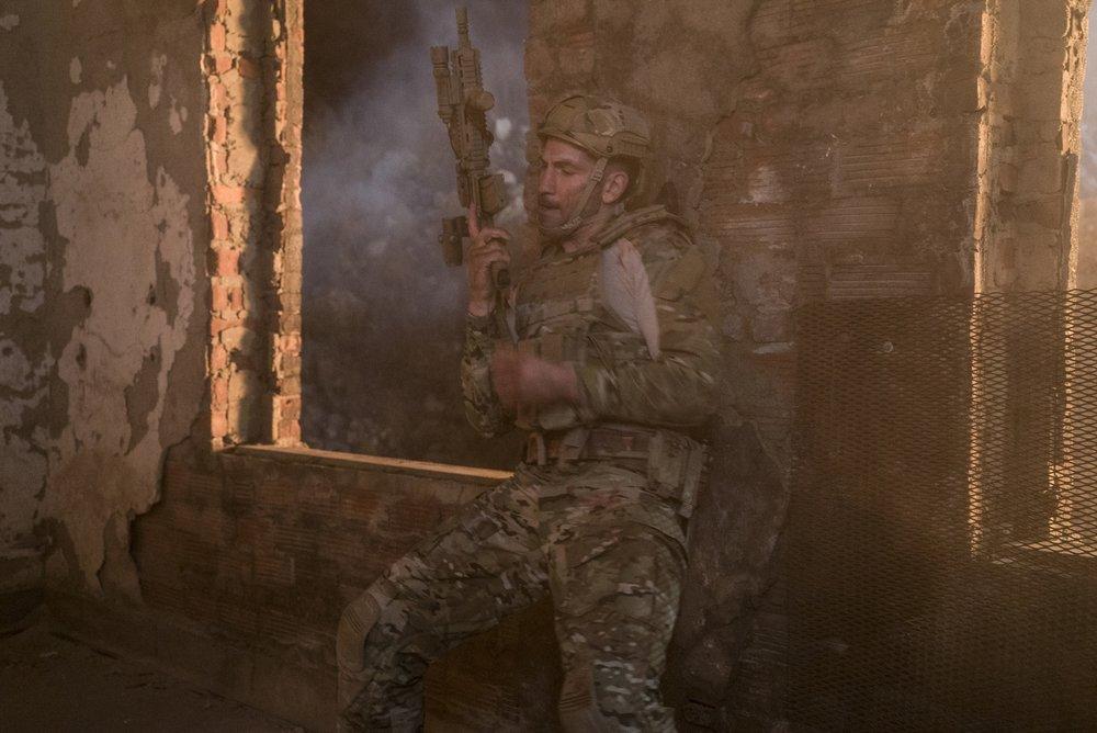 《制裁者》第1季第3集:Kandahar