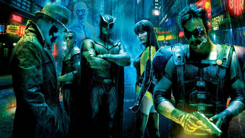 《迷》編劇Damon Lindelof創作!HBO將開拍《保衛奇俠》(Watchmen)劇集?