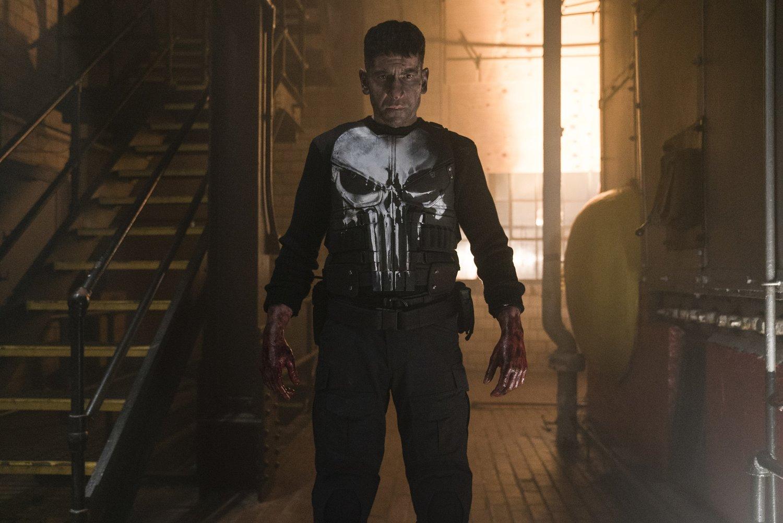 Marvel《制裁者》正式預告片曝光!《捍衛者聯盟》收視破新低!?