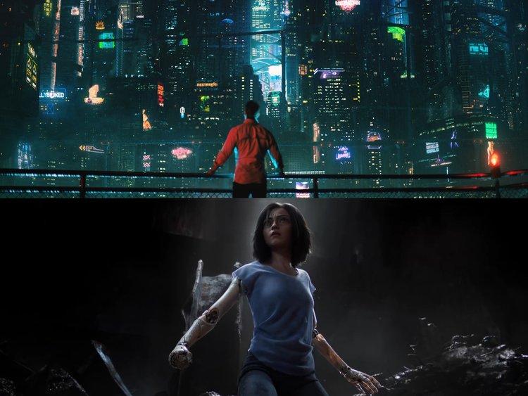 Cyberpunk熱潮!2018年劇集《碳變》和電影《銃夢:戰鬥天使》的首段預告片!!