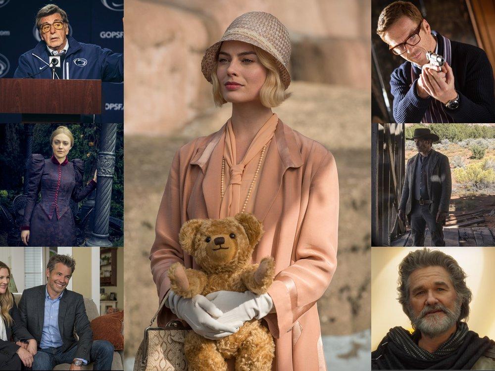 圖片來源: 二十世紀福斯 、 HBO Asia 、 Netflix 、 巴福斯影業 、 Marvel