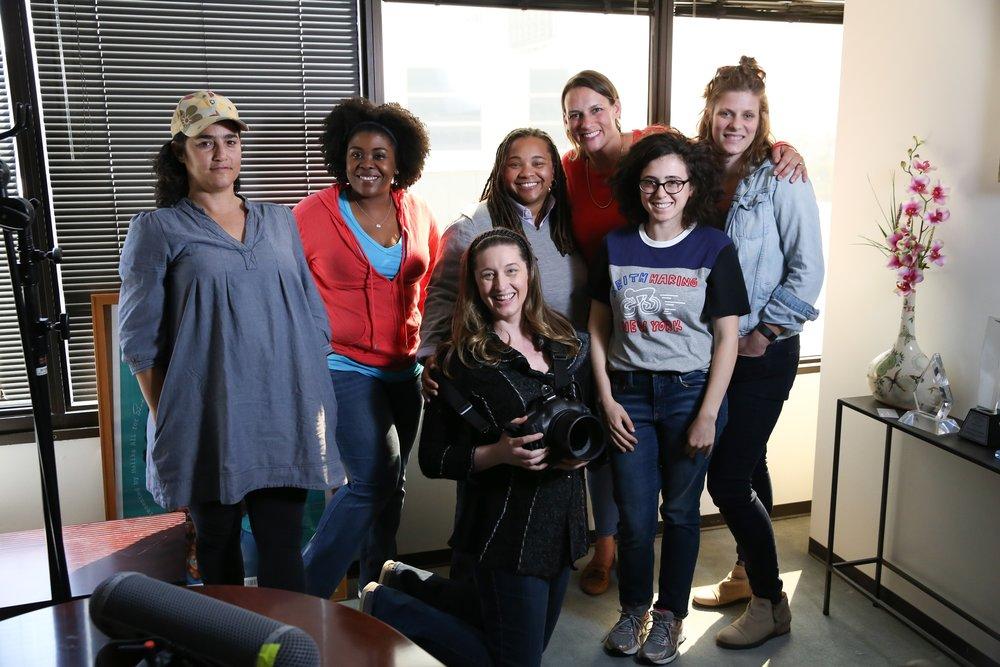 圖片來源:  Sundance Friday: Women Power