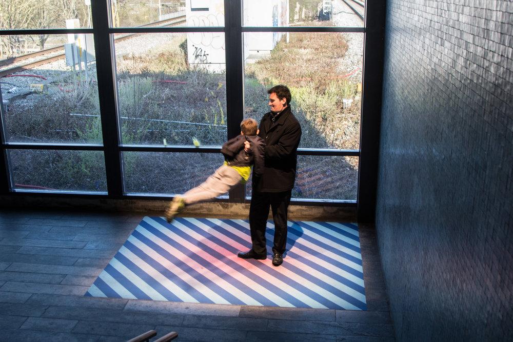 Wayne Siegel (us/dk),  Drowning/Burning , 2010/2014   Hvor:  CBS, Solbjerg Plads