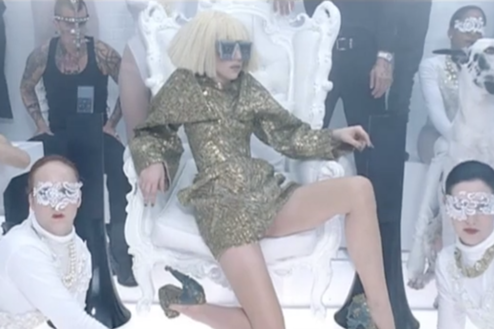 Karin Ferrari, Decoding Lady Gaga's Bad Romance -