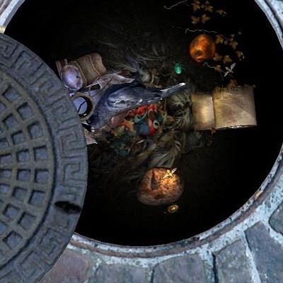 Så er det sidste chance i dag for at dykke ned i krybenes underjordiske hule: gå på opdagelse i @metroen_kbh og oplev dine omgivelser udvide sig gennem AR værket 'KRYB' af Kassandra Wellendorf og Daniel Skaale. Led efter dækslerne og vejledningerne på metroens gulv - du kan også bruge kortet på diaskunsthal.dk til at finde vej. Rigtig god fornøjelse i underverdenen 🤳🕸🕷🦗En del af DIAS' udstilling TECHTONIC under @artweekcph  #dothedias #techtonic #metroen #cbscph #artweekcph #cph #creeps #augumentedreality #AR #artandtech #artinpublicplaces #cph