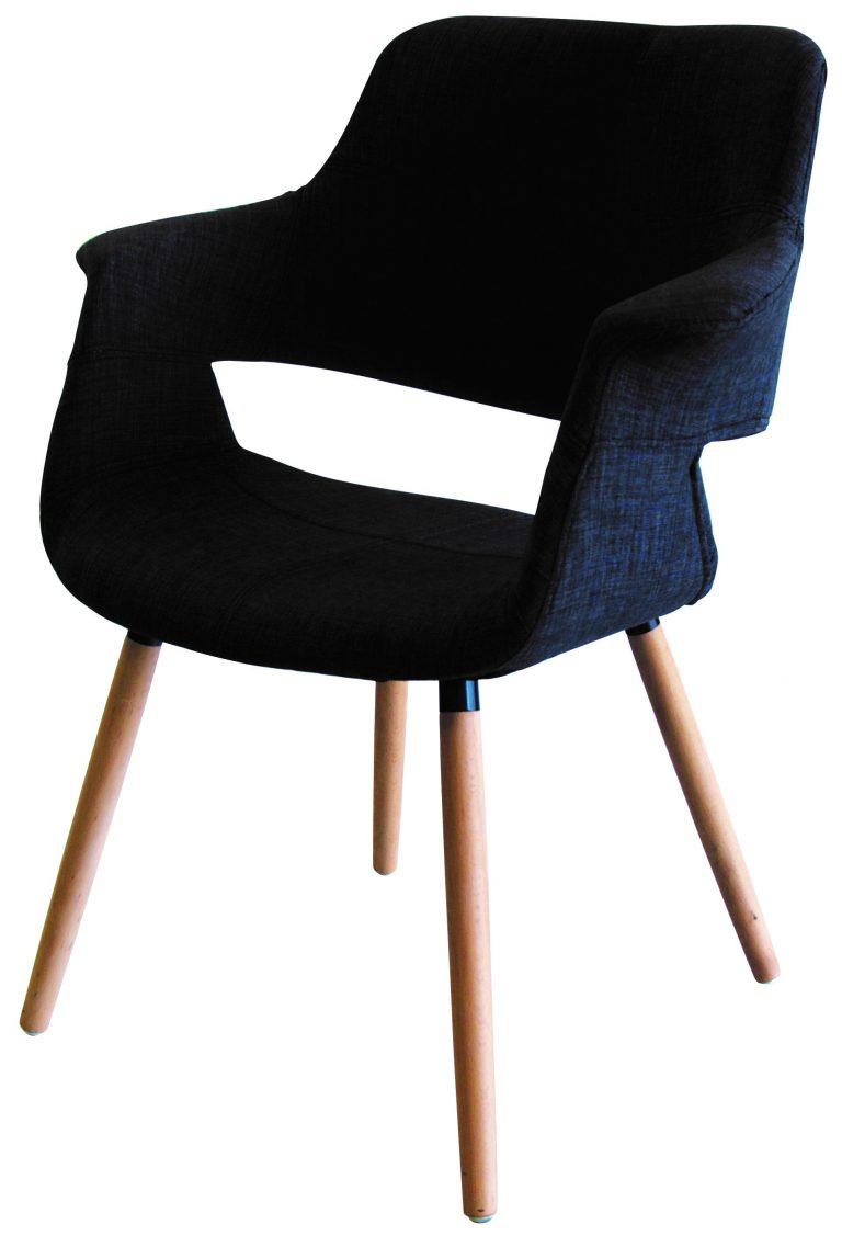 Balmoral Chair - Charcoal