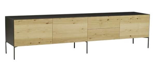 HENLEY LARGE ENTERTAINMENT UNIT