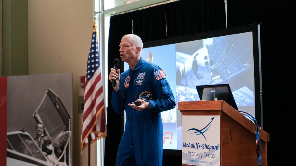 Col. Rick Searfoss at MSDC - Aerospacefest 2017.jpg