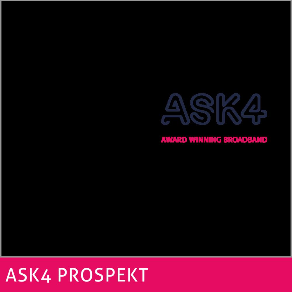 ASK4 Prospekt