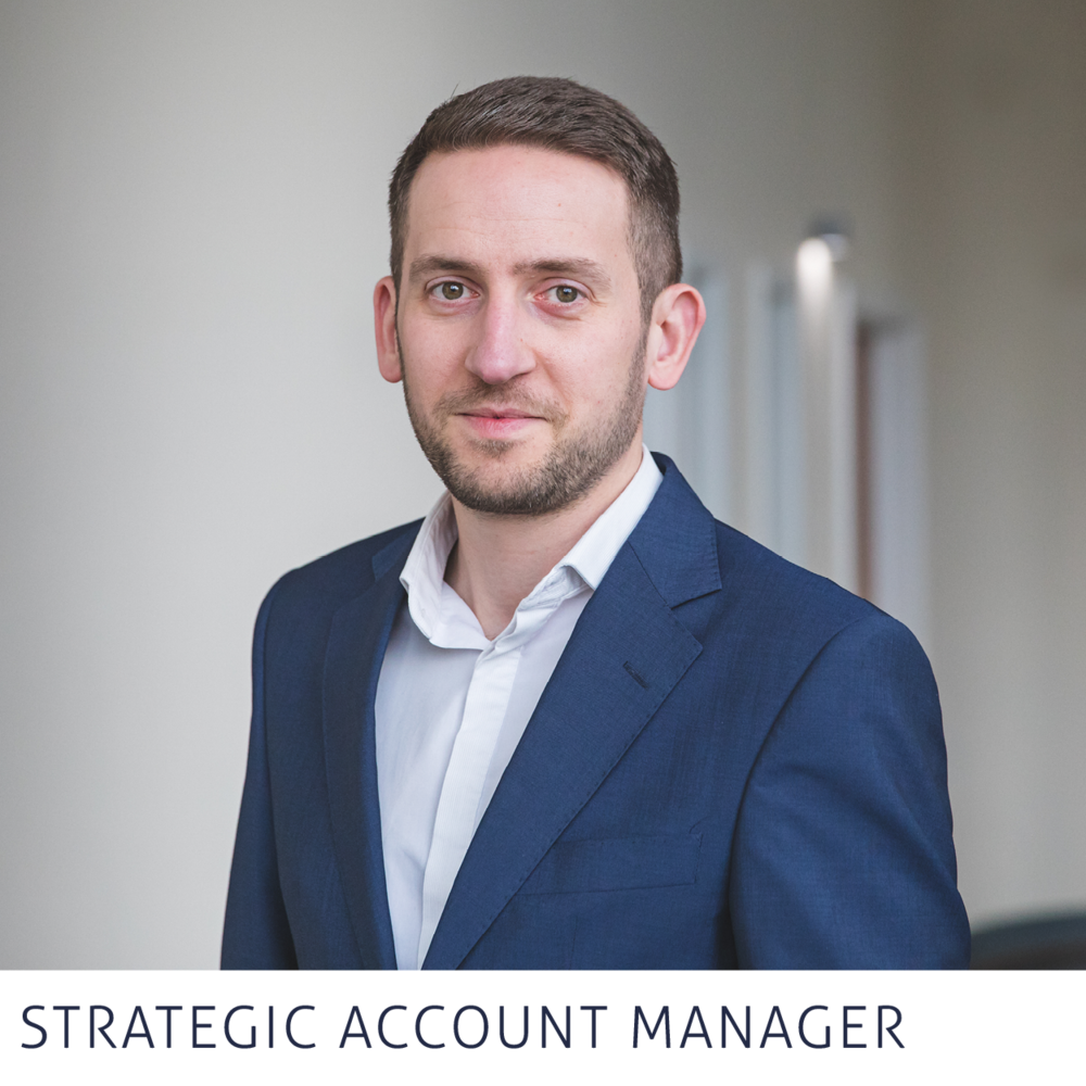 Billy Kontoulis, Strategic Account Manager