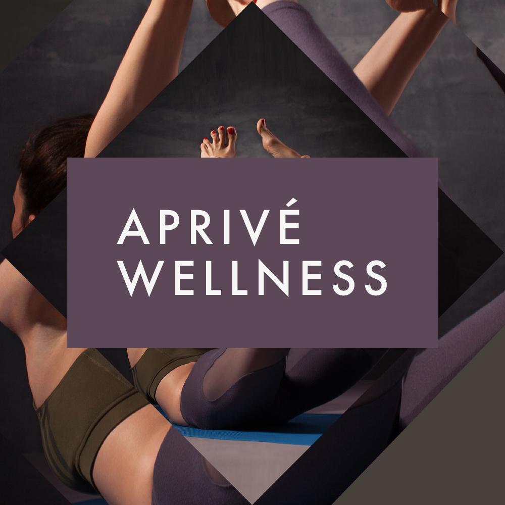 Aprive Wellness - Branding / Brochure Design