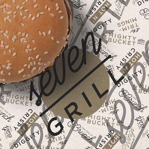 Seven Grill - Branding
