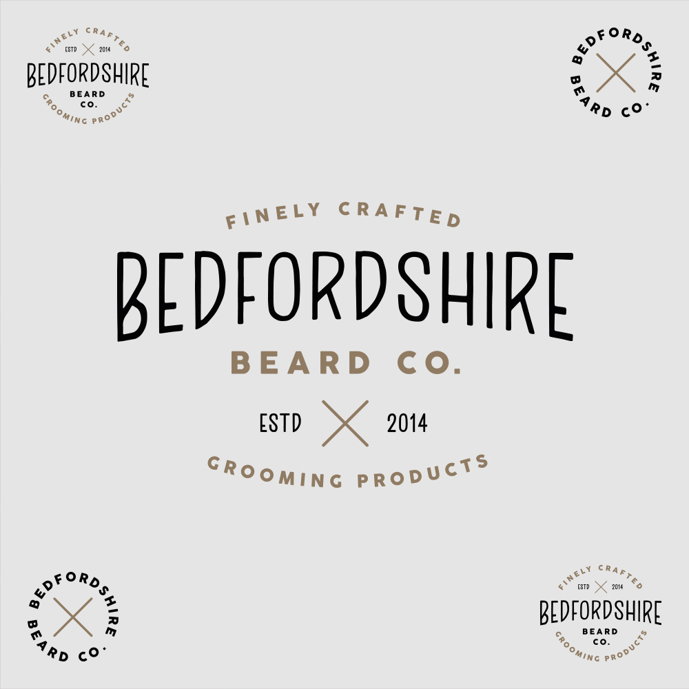 Bedfordshire Beard Co. - Branding