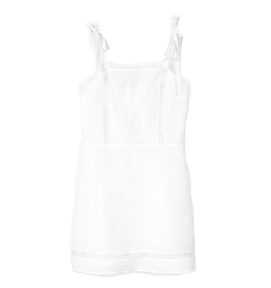 White Linen Mini Dress.jpg