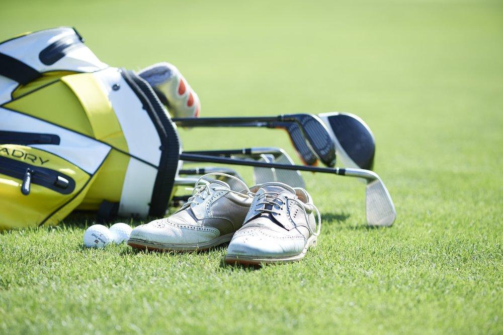 Rumpftraining für Golfspielende