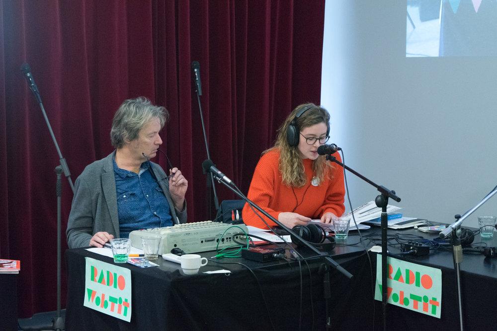 An update on 'The Half News' by Hanna van Dun