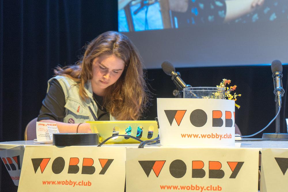 Artist Sanne Boekel