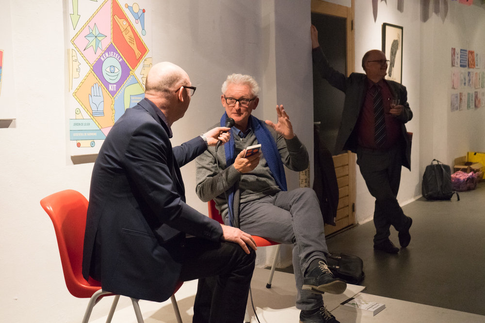 Kenjezelf Kit talk with Joost Pollmann