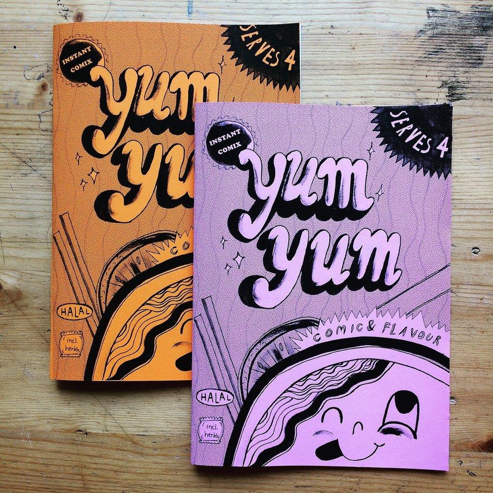 Yumyum zines -
