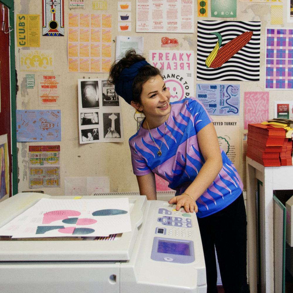 Gabriella Marcella / Risotto Studio (UK) -