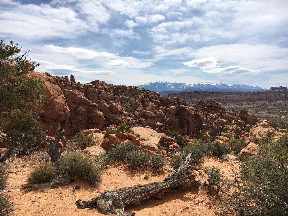 Fiery Furnace - Moab, UT