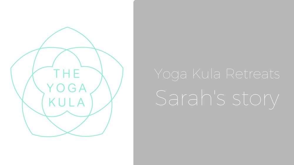 The Yoga Family Retreat - Sarah's Experience — THE YOGA FAMILY