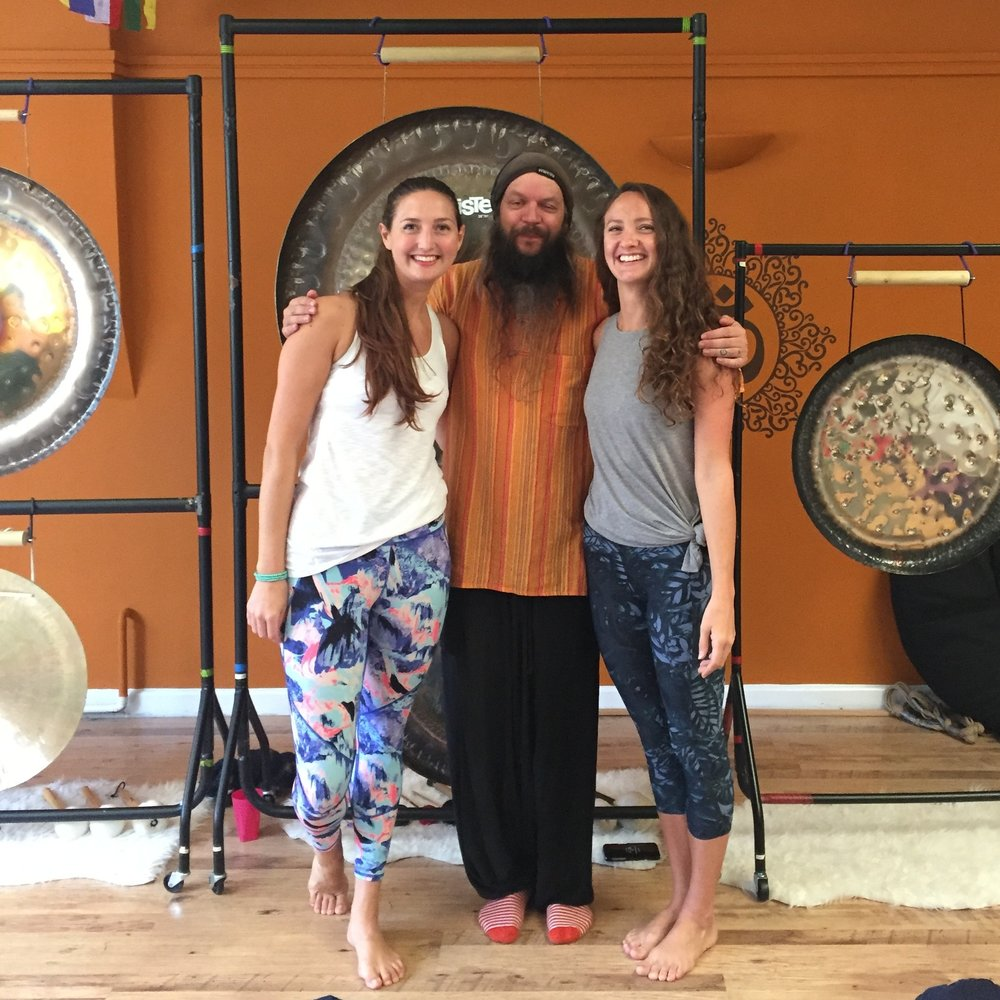 Gong Yoga Manchester
