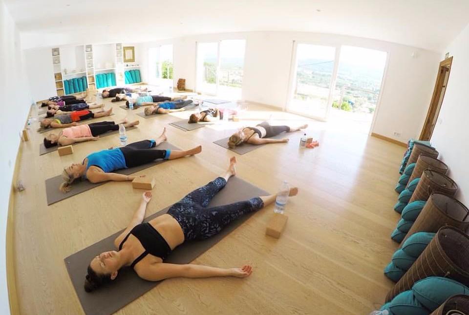 Fully Equipped Yoga Studio at Tramuntana Flow