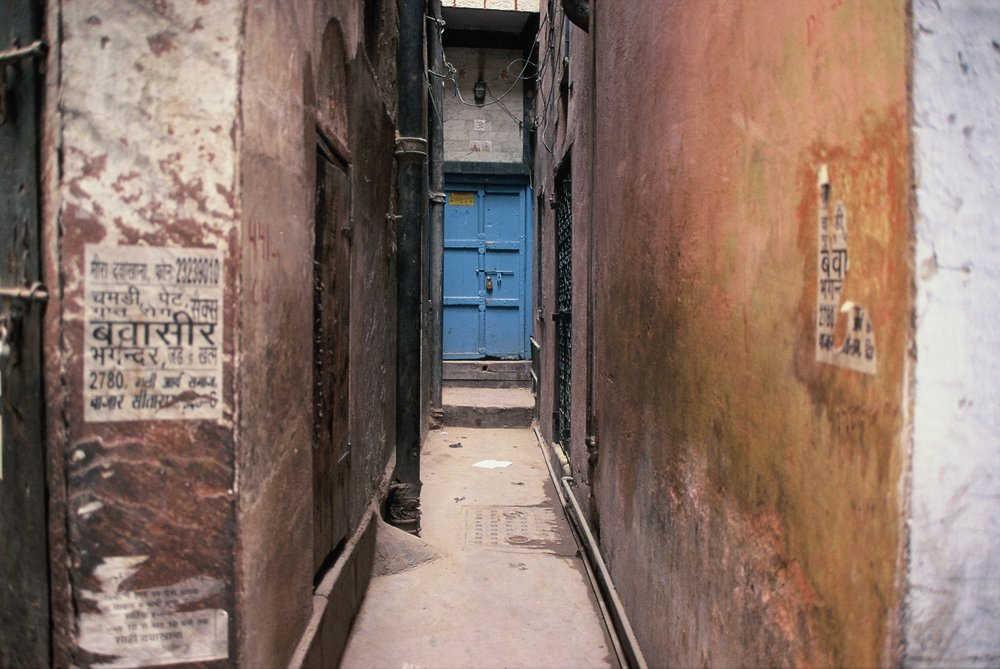 Old Delhi; blue door.jpg